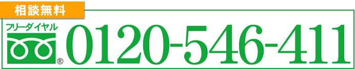 0120-546-411